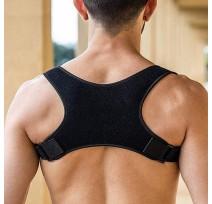 남성과 여성을위한 CCbeauty 자세 교정기 목, 어깨 & 허리 통증 완화 및 자세 조절용 험프 교정기 (한 사이즈)