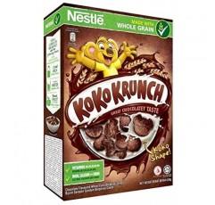 1 Box Nestle Koko Krunch 초콜렛 밀 컬 아침 식사 시리얼-상자 당 11.64oz (330g)-말레이시아 버전 (330g)