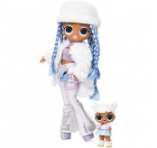 L.O.L. 놀람! O.M.G. 겨울 디스코 Snowlicious Fashion Doll & Sister