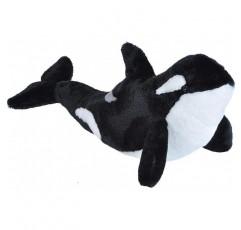 Wild Republic Orca Plush, 봉제 동물, 봉제 완구, 어린이를위한 선물, Cuddlekins, 20 인치