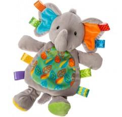Taggies 작은 잎 코끼리 사랑스러운 부드러운 장난감