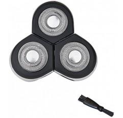 구강-Q 교체 - 필립스 norelco rq12용 면도 헤드 - 8000 시리즈(센소터치 3D) 1250x 1260x 1280x 1290x(1pc)