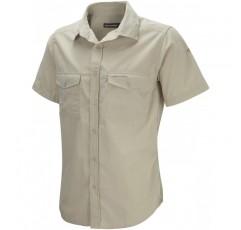 Craghoppers - 키위 - 반소매 셔츠 - 남성 - 베이지 (오트밀) - EN : 52 (사이즈 제조업체 : M)