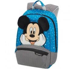 삼소나이트 디즈니 얼티밋 2.0 - 어린이 배낭 S+, 35cm, 11.5 L, 블루 (미키 레터)