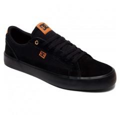 DC 남성 Lynnfield S CJ 신발, 8D, 블랙 / 브라운 / 브라운