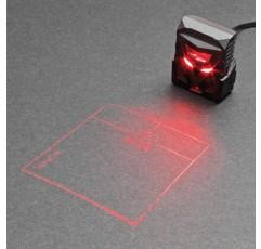 Serafim ODiN Aurora 레이저 투영 식 마우스 (블랙)