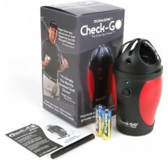 Technasonic Check-Go Pro 스위트 스팟 전자 골프 볼 라이너