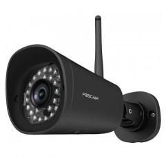 Foscam G4P 4P 4MP 슈퍼 HD 캠©ra© MicroSD지도 위치, 운동 ©sset (블랙)와 야간 투시경외부 와이파이 IP 캠©을 감시