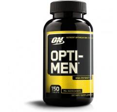 최적의 영양 Opti-Men, 매일 비타민 C, D, E, B12, 150 카운트 백