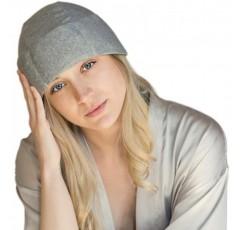 FOMI Care의 편두통 젤 아이스 모자 | 냉각 두통 팩 | 긴장, 부비동, 완화를위한 웨어러블 냉찜질 요법 랩 | 스트레스 해소 기 | 냉동 가능