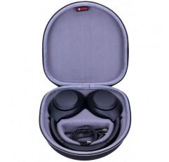 소니 WH-XB900N 블루투스 노이즈 캔슬링 헤드폰용 XANAD 하드 트래블 캐리링 케이스 - 보호 케이스