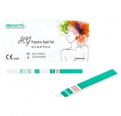 이노비타 20x 임신 테스트 높은 10mlU/ml (3mm) Hcg-Sensitbilitt I 임신 테스트 임신 의 조기 발견I 조기 검사