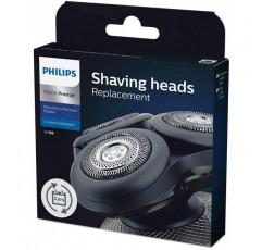 필립스 SH98/70 시리즈 9000 프레스티지용 면도기 헤드, 무연탄 회색 디자인