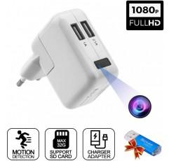 미니 캠©스 에스피온 HD 1080P© 카메라 휴대용 감시 마이크로 보모 캠의 움직임 감지