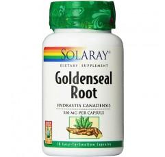 Solaray Goldenseal 루트 캡슐, 550 mg, 50 개