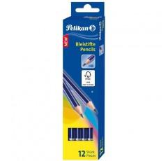펠리컨 978932 연필 등급 HB, 12 PC