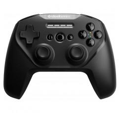 스틸 시리즈 스트라투스 듀오 - 무선 게임 컨트롤러 - 안드로이드 (포트나이트), 윈도우, 오큘러스 이동, 삼성 기어 VR