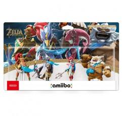 챔피언 Amiibo-젤다의 전설 : 야생의 숨결 모음 (닌텐도 Wii U / 닌텐도 3DS / 닌텐도 스위치)